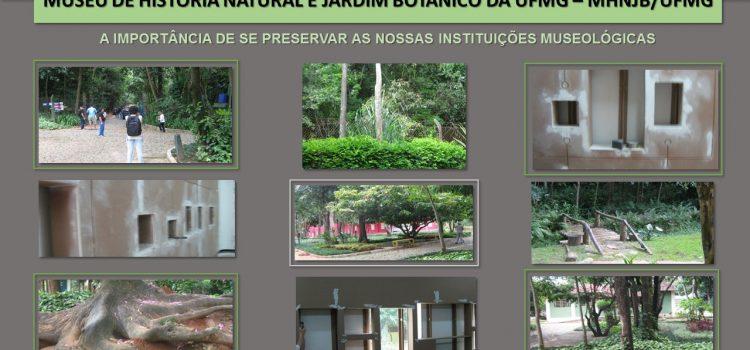 Homenagem ao Museu Natural e Jardim Botânico da UFMG